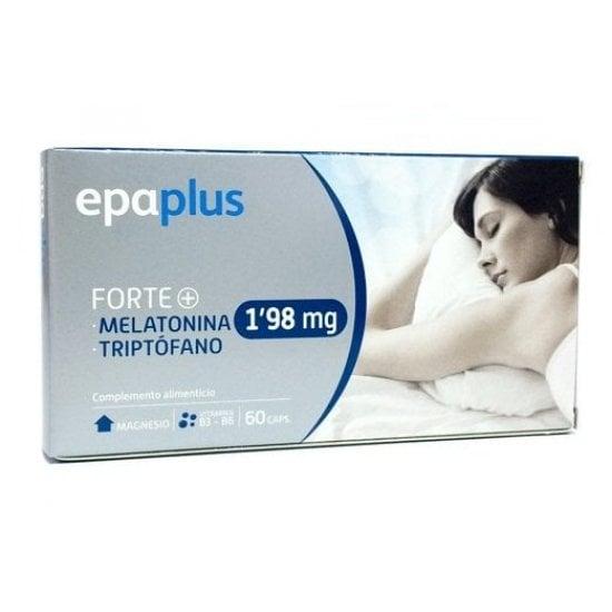 Epaplus Melatonina Forte 60 cápsulas
