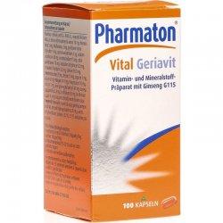 Pharmaton Vital Geriavit