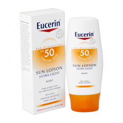 Eucerin SPF50 Sun Lotion Extra Light
