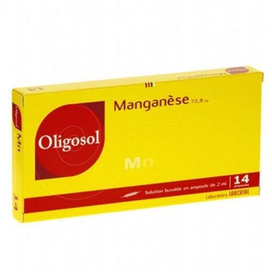 Oligosol Manganeso