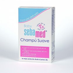 Sebamed champú. Botella 500ml
