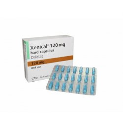 Xenical 120 mg (84 cápsulas)