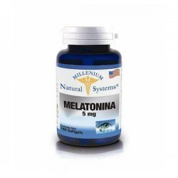 Melatonina Millenium 120 tabletas