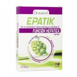 Epatik 30 comprimidos de Drasanvi