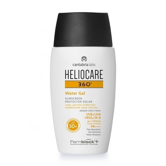 Heliocare 360 Spf 50+ Water Gel 50 ml