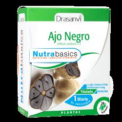 Drasanvi Ajo Negro Cápsulas Vegetales