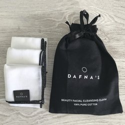 Dafna's Beauty Facial Muslin 3 Unidades