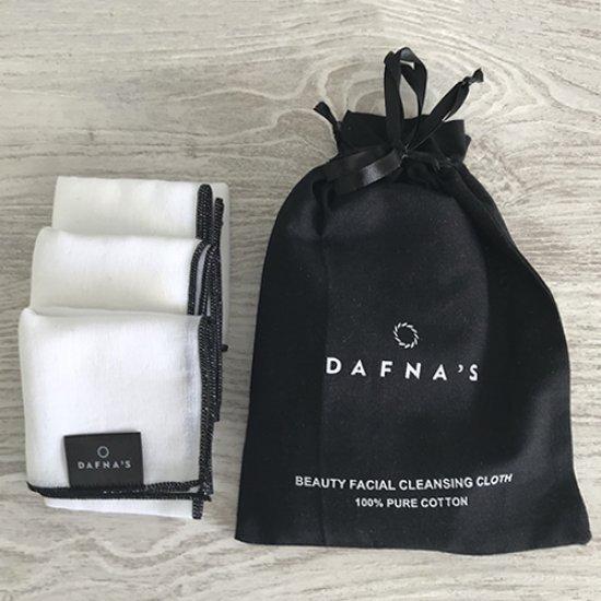 Dafnas Beauty Facial Muslin 3 Unidades