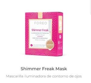 Shimmer Freak Mask